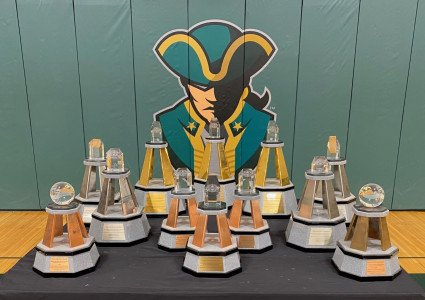 All NATYCAA Trophies