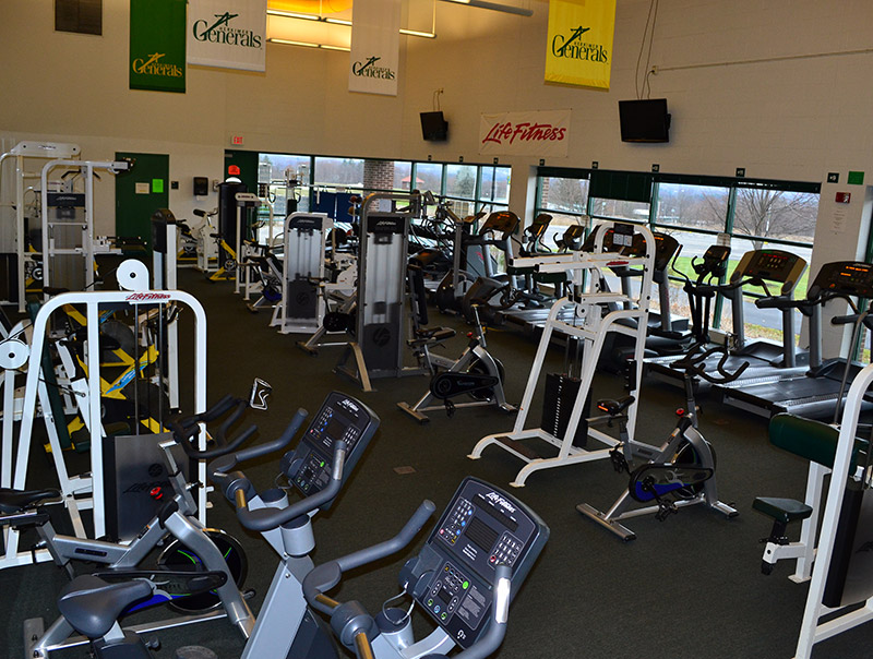 Affordable Gym | State-of-the-Art | 20-Minute Workout