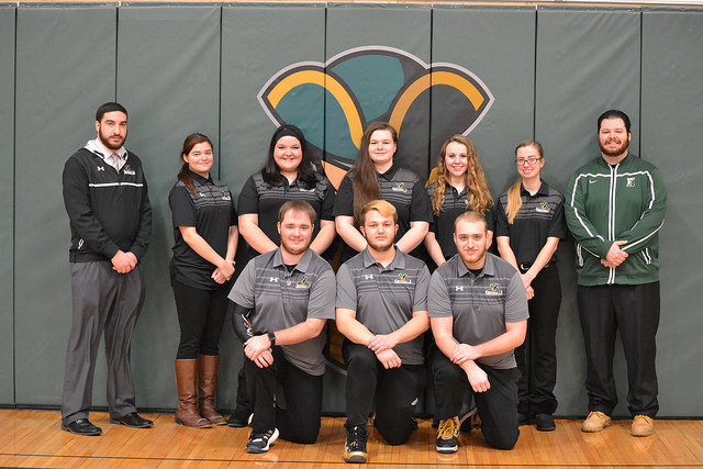 2018 Womens Bowling team photo