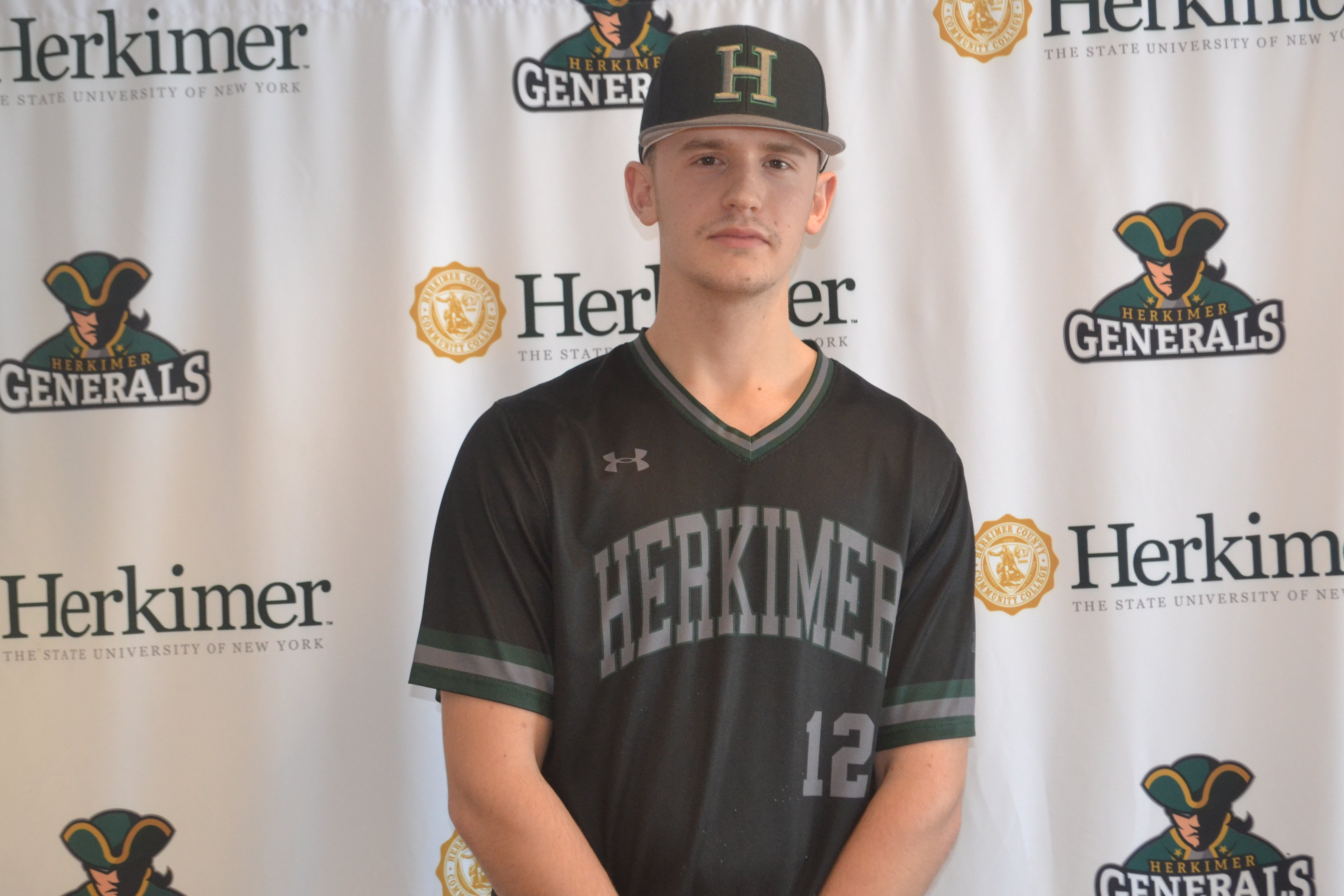 Tanner Beang Baseball Head Shot